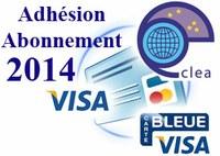Adhésion au CLEA - Abonnement aux CC 2014