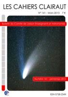 Cahier Clairaut N°141, Printemps 2013