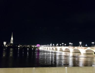 De retour de Bordeaux