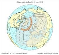 Eclipse totale de soleil du 20 mars 2015