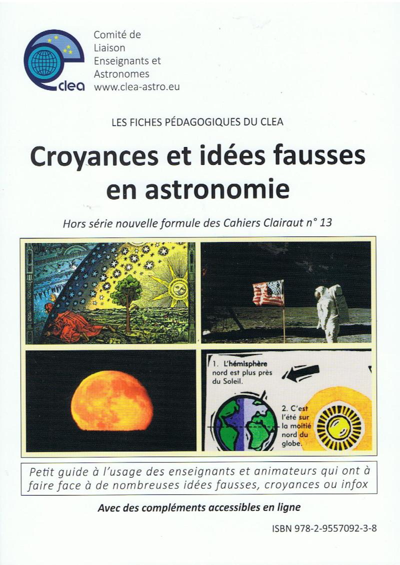 Hors-Série n°13: Croyances et idées fausses en astronomie