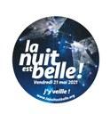 """""""La nuit est belle"""" ... extinction de l'éclairage public le 21 mai au sud de Lyon"""
