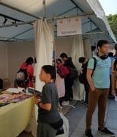 Le CLEA au 19ème Salon Culture & Jeux Mathématiques