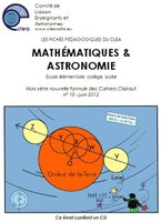 Mathématiques et astronomie