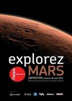 « Explorez Mars » au Palais de la Découverte du 9 février au 28 août 2016