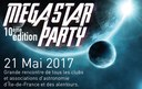10ème Méga Star Party à Triel (78)