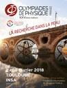 Finale nationale des XXVèmes Olympiades de Physique
