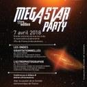 Samedi 7 avril, 11ème Méga Star Party au Parc Aux Etoiles de Triel-Sur-Seine (78)