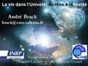 La vie dans l'univers : du rêve à la réalité