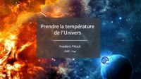 Prendre la température de l'Univers