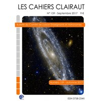 Cahiers Clairaut n° 159 Automne 2017